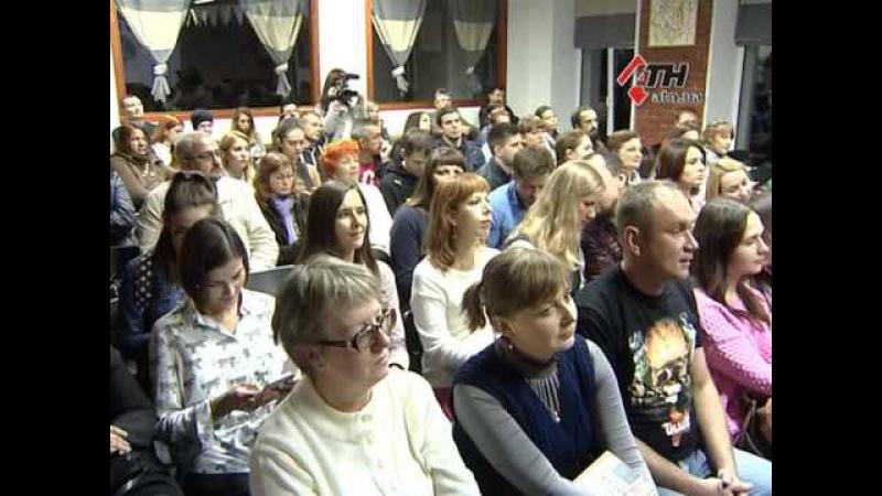 В Харькове Жадан и Фоззи презентовали новую книгу - 7.10.16