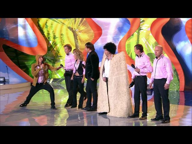 КВН: Триод и диод - Музыкальный СТЭМ (Сочи, 2013)