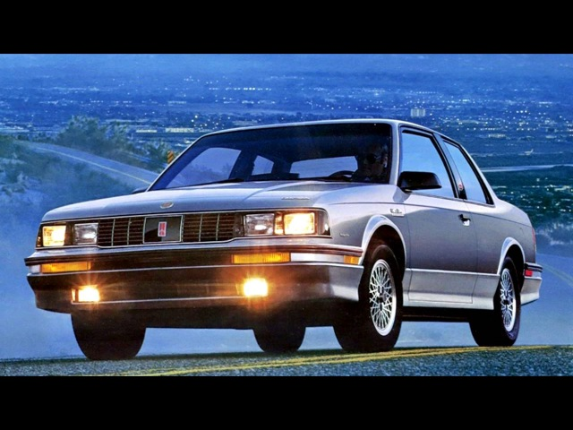 Oldsmobile Cutlass Ciera GT 1986