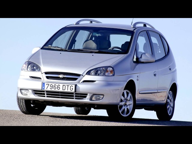 Chevrolet Tacuma 2004–08