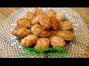 Куриные котлеты с овсяными хлопьями Chicken cutlet with oat flakes