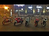 №46 Приключение мотоцикла Honda CBR1000RR - Moto night - 18.09.15 - p2 +MUSIC #Yxmbl #46