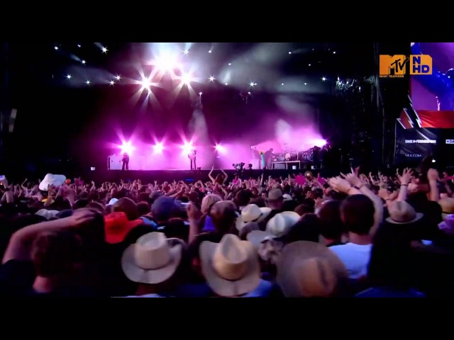 30 Seconds to Mars - This is War / 100 Suns - Live @ Rock am Ring 2010 - MTV World Stage - True HD
