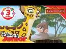 The Lion Guard | Baboon Song | Disney Junior UK