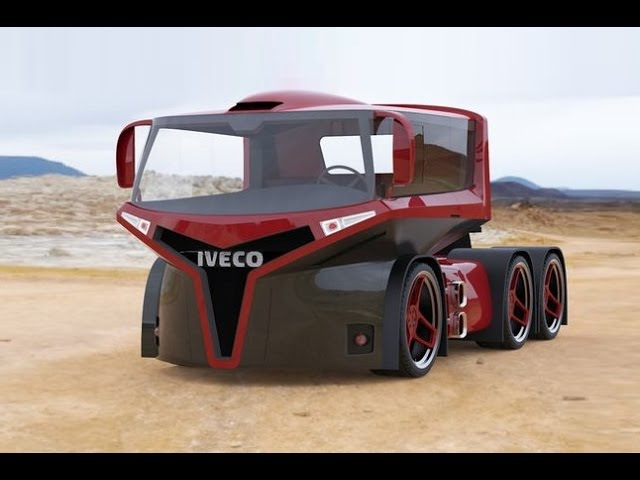 8 Future Trucks Buses