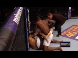 KO of the Week: Derek Brunson vs Roan Carneiro - Fightwear.ru