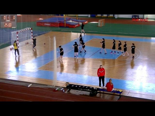 Гандбол.Чемпіонат України 2003 р.н.ДЮСШ №2 Київ - ДЮСШ Тернопіль | HighSportLive | HSL|
