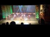 Русский мужской шуточный танец
