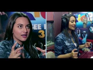 Behind The Real Voice | Rio 2 | Sonakshi Sinha As Jewel | Imran Khan As Blue | In Hindi