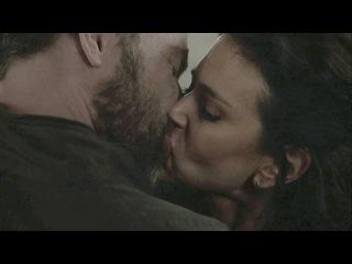 Melissa & Argent First Kiss 6x10 || Teen Wolf