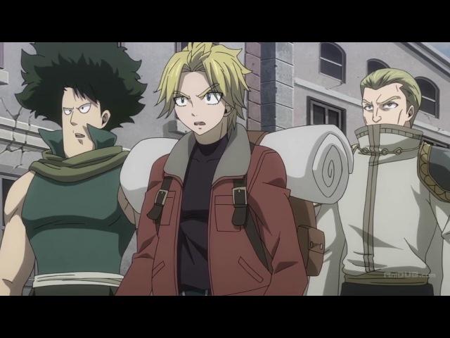 Fairy Tail /Хвост Феи 271 серия (96 серия) 2 сезон [Ancord] HDTV