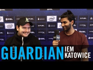 Guardian on s1mple: 'He needs to grow in every aspect to become the best player'