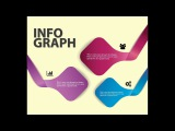 ►How to design professional business Info-graphics l Video tutorial l Adobe illustrator tutoria