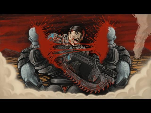 Gears of War 4 pure destruction