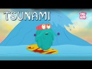 TSUNAMI | The Dr. Binocs Show | Best Learning Compilation Video for Kids | By Peekaboo Kids