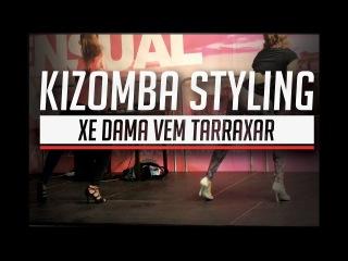 Fabio Lagarto - Xe Dama / Afrolatin Connection Kizomba Flow @ SSD 2017