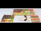 Обзор - распаковка игрушек Творчество KUMIHIMO браслет ДАНКО - ТОЙС