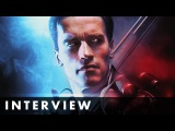 TERMINATOR 2 3D - New Interview with James Cameron