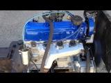 Ford Taunus 1971  Форд Таунус  Результат кап. ремонта двигателя   СТО МОТОР