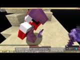 мое первое видео в майнкрафте на сервере RuGame