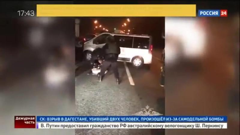 В Подмосковье задержали банду опасных угонщиков