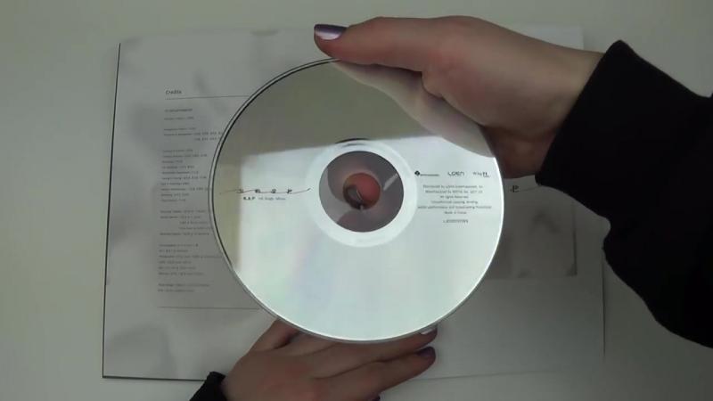 Unboxing B.A.P 비에이피 6th Single Album ROSE (Both A B Version)