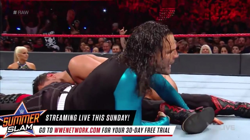 RAW: THIS Is Why RAW's Jeff Hardy Is An In-Ring INNOVATOR - August 14, 2017