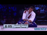 Roger Gracie vs Bushesha Menamoris 1 #бжж_какпоучебнику