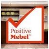 •Позитив Мебель • Кухни • Шкафы-купе под заказ •