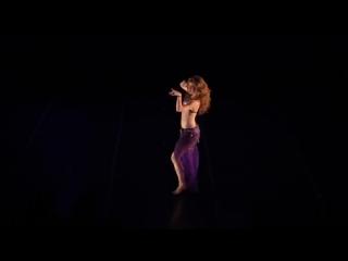 Nathalie Tedrick Belly Dance solo 3883