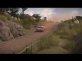 Стефан Лефевр в новом геймплейном трейлере игры WRC 7!