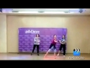Cool down Zumba with Delia
