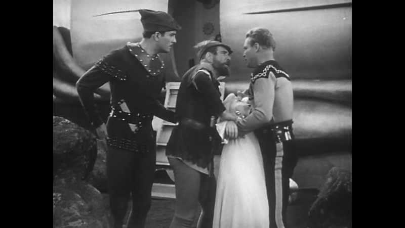 Флэш Гордон покоряет Вселенную (1940) Ep 11 - Stark Treachery