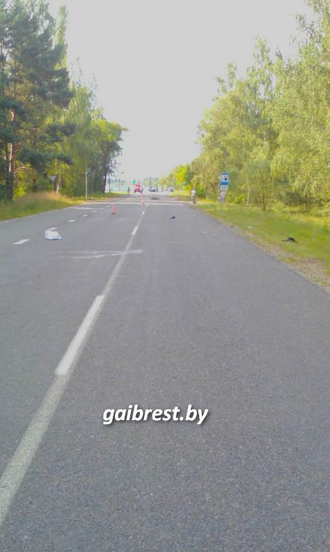 Под колесами пьяной бесправницы погиб велосипедист