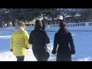 зима в Геленджике.. 1день-