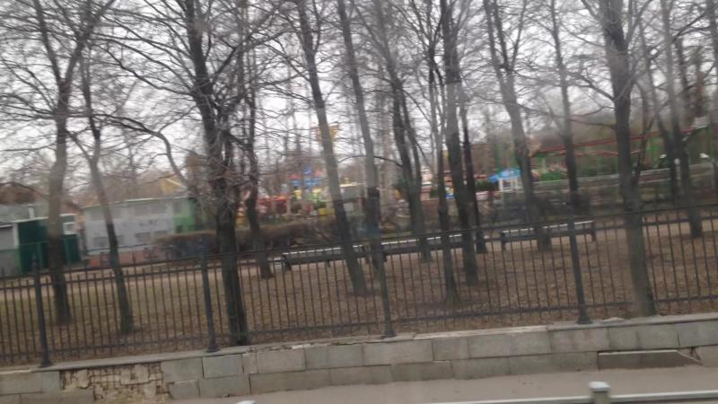 Троллейбус Санкт-Петербурга ПТЗ-5283 б.1960 по маршруту №26 ч.1 (25.04.2017)