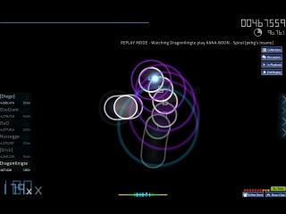 KANA-BOON - Spiral [pkhgs Insane]