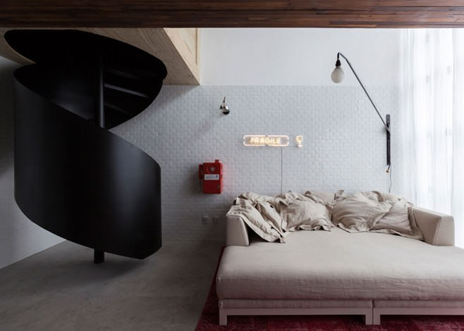 Красивая маленькая квартира