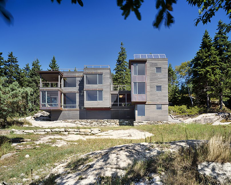 Ledge House / Theodore   Theodore Architects