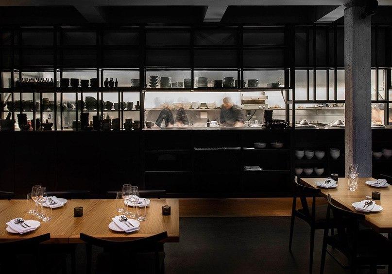 Интерьер ресторана Farang в Стокгольме от студии Futudesign