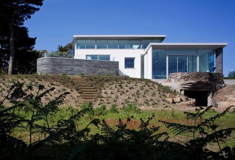 Частный дом в Гернси