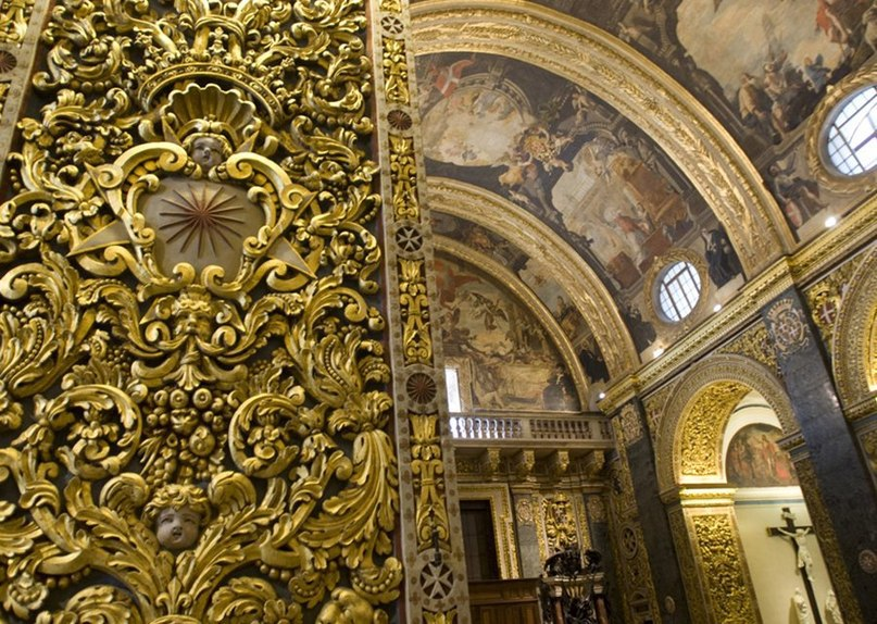 #Royal St John's Co-Cathedral Valletta, Malta