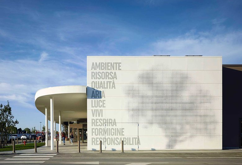 Ipercoop Formigine / INRES and Area-17 Architecture