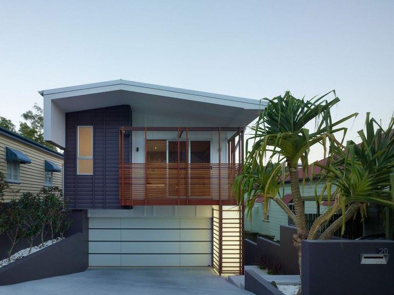 Частный дом в Австралии #дома #архитектура #ландшафт
