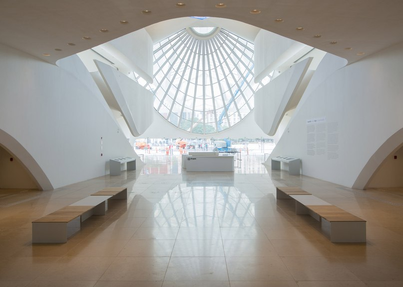 Museum of Tomorrow by Santiago Calatrava opens in Rio de Janeiro (Part 2)