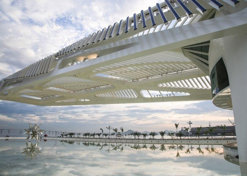 Museum of Tomorrow by Santiago Calatrava opens in Rio de Janeiro (Part 1)