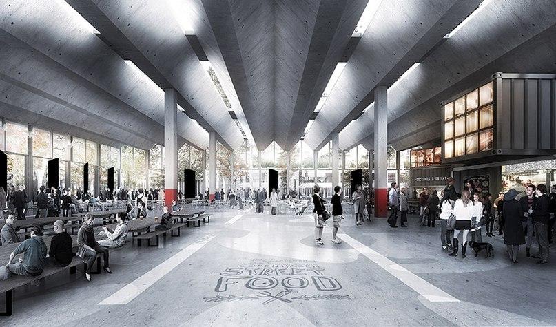 COBE wins contest to redevelop Copenhagen's Christiansholm island