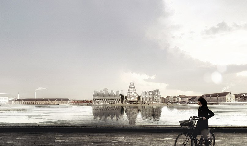 COBE wins contest to redevelop Copenhagen's Christiansholm island