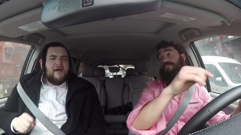 Shmueli Ungar Carpool Karaoke With Meir Kay