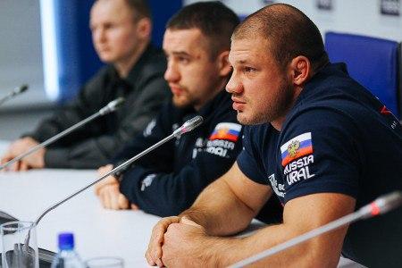 💥 Иван Штырков: Сильва — крутой мужик, хороший человек, приятно было с ним бороться